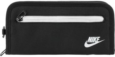 Кошелек Nike Heritage LongКошелек nike heritage long выполнен из прочного полиэстера и украшен вышивкой с логотипом бренда.<br>Пол: Мужской; Возраст: Взрослые; Вид спорта: Спортивный стиль; Материал верха: 100 % полиэстер; Материал подкладки: 100 % нейлон; Производитель: Nike ABM; Артикул производителя: N.IA.C8-010; Страна производства: Китай; Размер RU: Без размера;
