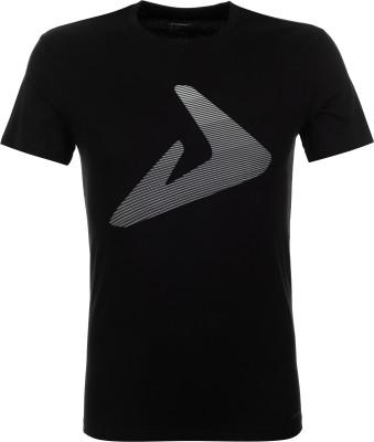 Футболка мужская Demix, размер 52Футболки<br>Лаконичная футболка с графикой в фирменном стиле demix. Натуральные материалы ткань из натурального хлопка приятна на ощупь.