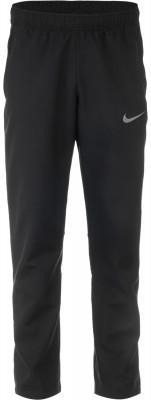 Брюки мужские Nike TrainingМужские брюки для тренинга nike гарантируют комфорт даже при интенсивных занятиях спортом.<br>Пол: Мужской; Возраст: Взрослые; Вид спорта: Тренинг; Силуэт брюк: Прямой; Количество карманов: 2; Материал верха: 100 % полиэстер; Технологии: Nike Dri-FIT; Производитель: Nike; Артикул производителя: 800201-010; Страна производства: Индонезия; Размер RU: 52;