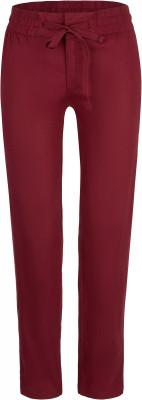 Брюки женские Outventure, размер 50Брюки <br>Женские брюки outventure предназначены для путешествий и активного отдыха. Натуральные материалы лен в составе ткани обеспечивает комфорт в жаркие дни.