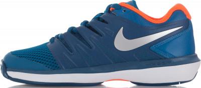 Кроссовки для мальчиков Nike Air Zoom Prestige Hc, размер 35,5Кроссовки <br>Теннисные кроссовки для мальчиков nike air zoom prestige обеспечивают комфортную плотную посадку и поддержку на корте.