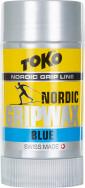 Мазь для лыж TOKO Nordic GripWax Blue