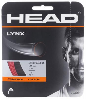 Струна Head LynxСтруна head lynx изготовлена из инновационной смеси полимеров и обеспечивает максимальный контроль и ощущение мяча во время удара.<br>Пол: Мужской; Возраст: Взрослые; Вид спорта: Большой теннис; Материалы: Сополимерный полиэстер; Длина: 12 м; Производитель: Head; Артикул производителя: 281784; Страна производства: Китай; Размер RU: Без размера;