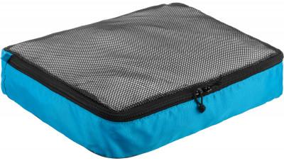 Сумка OutventureНебольшая практичная сумка от outventure - незаменимый аксессуар во время активного отдыха на природе. Крышка выполнена из сетчатой ткани и застегивается на двойную молнию.<br>Размеры (дл х шир х выс), см: 36 х 29 х 8; Вид спорта: Кемпинг; Производитель: Outventure; Артикул производителя: B031Z0; Страна производства: Китай; Размер RU: Без размера;
