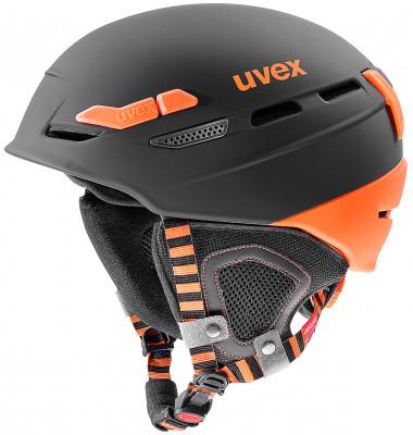 Шлем Uvex P.8000 TourСуперлегкий шлем для ски-тура от uvex комфорт и безопасность в любых условиях. Защита конструкция double immould для максимальной прочности.<br>Пол: Мужской; Возраст: Взрослые; Вид спорта: Горные лыжи; Конструкция: In-mould; Вентиляция: Регулируемая; Сертификация: EN 1077 B /EN 12492; Регулировка размера: Есть; Тип регулировки размера: Поворотное кольцо; Материал внешней раковины: Поликарбонат; Материал внутренней раковины: Пенополистирол; Материал подкладки: Полиэстер; Технологии: BOA; Производитель: Uvex; Артикул производителя: S5662042805; Срок гарантии: 2 года; Страна производства: Китай; Размер RU: 55-59;