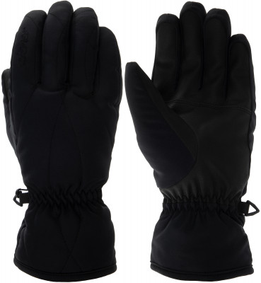 Перчатки женские Ziener, размер 8