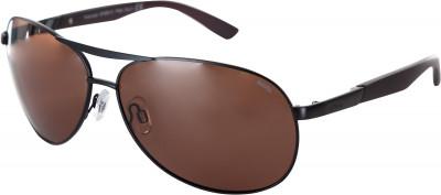 Солнцезащитные очки мужские InvuСолнцезащитые очки<br>Солнцезащитные очки с металлической оправой из коллекции invu classic.