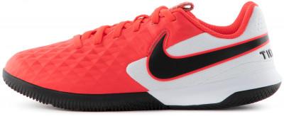 Бутсы для мальчиков Nike Jr. Tiempo Legend 8 Academy, размер 34.5 фото