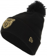 Шапка New Era Lic 883 Gold Bear Knit