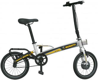 Электровелосипед Moratti 16