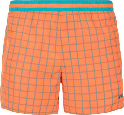 Шорты плавательные мужские Fila, размер 52Плавки, шорты плавательные<br>Технологичные плавательные шорты от fila - отличный выбор для посещения бассейна. Быстрое высыхание благодаря технологии swim n dry, ткань быстро сохнет.
