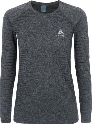 Футболка с длинным рукавом женская Odlo Element, размер 40-42Футболки<br>Технологичная футболка с длинным рукавом от odlo - оптимальный выбор для занятий бегом. Отведение влаги ткань эффективно отводит влагу от кожи.