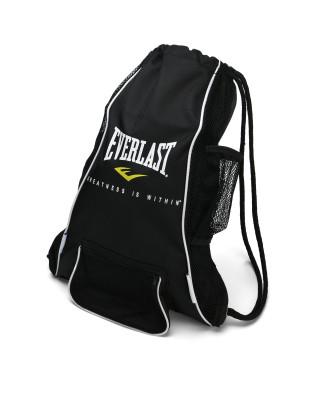 Мешок для перчаток EverlastДва маленьких кармана - очень удобно для хранения капы, бутылочки, ключей и т. П.<br>Вид спорта: Бокс, ММА; Производитель: Everlast; Артикул производителя: 420D; Срок гарантии: 30 дней; Страна производства: Китай; Размер RU: Без размера;