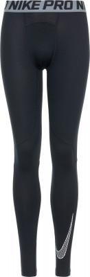 Легинсы для мальчиков Nike ProЛегинсы для мальчиков от nike, выполненные из влагоотводящей ткани, станут отличным выбором для бега.<br>Пол: Мужской; Возраст: Дети; Вид спорта: Бег; Плоские швы: Да; Силуэт брюк: Облегающий; Материал верха: 90 % полиэстер, 10 % эластан; Технологии: Nike Dri-FIT; Производитель: Nike; Артикул производителя: 858229-010; Страна производства: Шри-Ланка; Размер RU: 140-152;