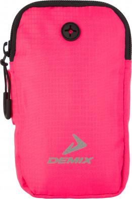 af9c86151324 Чехол на руку для смартфона Demix лососевый цвет — купить за 499 руб ...