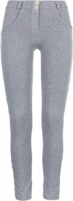 Брюки женские Freddy Prj Wrup, размер 46-48Брюки <br>Женские брюки в спортивном стиле позволят создать запоминающийся образ и скорректируют фигуру. Моделирующий эффект технология wr.
