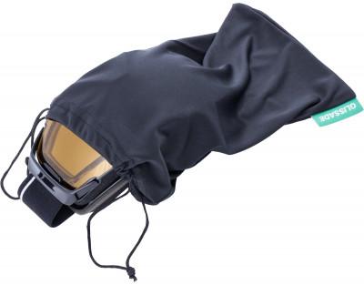 Чехол для маски GlissadeМягкий чехол от glissade защищает маску от царапин во время хранения или транспортировки.<br>Состав: 100 %полиэстер; Размеры (дл х шир х выс), см: 16 x 28; Вид спорта: Горные лыжи; Производитель: Glissade; Артикул производителя: EGSAL00699; Срок гарантии: 2 года; Страна производства: Китай; Размер RU: Без размера;