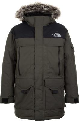 Куртка пуховая мужская The North Face Mc Murdo 2, размер 52