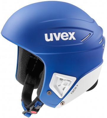 Шлем Uvex Race+Спортивный шлем uvex race для скоростного спуска и слалома. Защита конструкция hardshell для максимальной прочности шлема. Модель совместима с защитой подбородка.<br>Пол: Мужской; Возраст: Взрослые; Вид спорта: Горные лыжи; Конструкция: Hard shell; Вентиляция: Принудительная; Сертификация: EN 1077 A / ASTM F 2040; Материал внешней раковины: Пластик; Материал внутренней раковины: Пенополистирол; Материал подкладки: Полиэстер; Технологии: +technology; Производитель: Uvex; Артикул производителя: 6172; Срок гарантии: 2 года; Страна производства: Германия; Размер RU: 59-60;