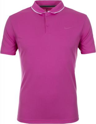 Поло мужское Nike Dry, размер 46-48Мужская одежда<br>Теннисное поло nikecourt dry для комфорта и свободы движений на корте.