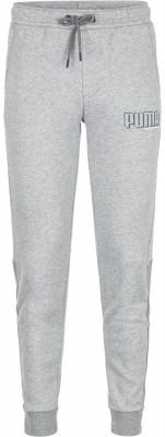 Брюки мужские Puma Style AthleticsМужские брюки puma - удачный вариант для образа в спортивном стиле. Натуральные материалы ткань на 66 % выполнена из натурального хлопка.<br>Пол: Мужской; Возраст: Взрослые; Вид спорта: Спортивный стиль; Наличие мембраны: Нет; Гигроскопичность: Нет; Защита от УФ: Нет; Плоские швы: Нет; Силуэт брюк: Прямой; Светоотражающие элементы: Нет; Компрессионный эффект: Нет; Количество карманов: 3; Артикулируемые колени: Да; Производитель: Puma; Артикул производителя: 592494; Страна производства: Камбоджа; Материал верха: 66 % хлопок, 34 % полиэстер; Размер RU: 44-46;