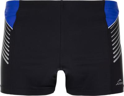Плавки-шорты мужские Joss, размер 52Плавки, шорты плавательные<br>Лаконичные мужские плавки-шорты joss для занятий в бассейне.
