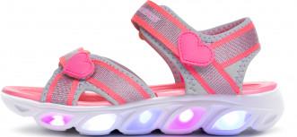 Сандалии для девочек Skechers Hypno-Flash