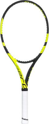 Ракетка для большого тенниса Babolat Pure Aero TeamОтличная профессиональная ракетка от babolat для опытных игроков, которые предпочитают агрессивный стиль.<br>Материал ракетки: Графит; Вес (без струны), грамм: 285; Размер головы: 645 кв.см; Баланс: 320 мм; Толщина обода: 23-26-23 мм; Длина: 27; Струнная формула: 16х19; Стиль игры: Агрессивный стиль; Технологии: Cortex; Производитель: Babolat; Артикул производителя: 101307; Срок гарантии: 2 года; Страна производства: Китай; Вид спорта: Большой теннис; Уровень подготовки: Профессионал; Наличие струны: Опционально; Наличие чехла: Опционально; Размер RU: 2;