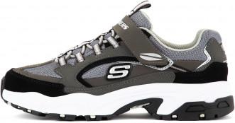 Кроссовки для мальчиков Skechers Stamina-Quickback