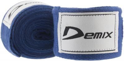 Бинт Demix, 2,5 м, 2 шт.Защита<br>Эластичный бинт используется для защиты рук от травм во время вольного боя и тренировок с грушей. Ткань выполнена по технологии air mesh demix.