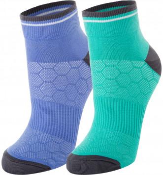 Носки женские Demix, 2 пары