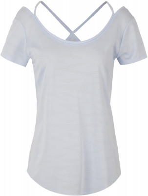 Футболка женская Mountain Hardwear Breeze ACЛегкая футболка из перфорированной ткани сохранит ощущение прохлады в самых жарких походах. Отведение влаги технология wick. Q обеспечивает быстрое отведение влаги.<br>Пол: Женский; Возраст: Взрослые; Вид спорта: Походы; Защита от УФ: Есть; Технологии: Wick.Q; Производитель: Mountain Hardwear; Артикул производителя: 1708501583XL; Страна производства: Китай; Материалы: 100 % полиэстер; Размер RU: 50;