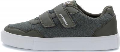 Кеды для мальчиков Demix Ked Tex, размер 34Кеды <br>Удобные и легкие детские кеды от demix - отличный выбор для прогулок в спортивном стиле. Надежная фиксация застежка-липучка для удобной и надежной фиксации обуви на ноге.
