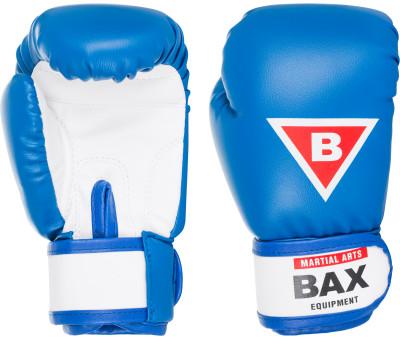 Перчатки боксерские детские BAXПрочные детские боксерские перчатки со специальным уплотнителем предназначены для тренировок.<br>Тип фиксации: Липучка; Материал верха: Кожзаменитель; Материал наполнителя: Изолон, пенополиуретан; Материал подкладки: Кожзаменитель (экокожа); Вид спорта: Бокс; Производитель: Bax; Артикул производителя: PBB4; Страна производства: Россия; Размер RU: 4 oz;
