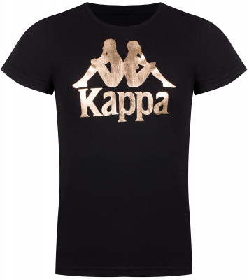 Футболка для девочек Kappa, размер 128  (H0EY2ESY6O)