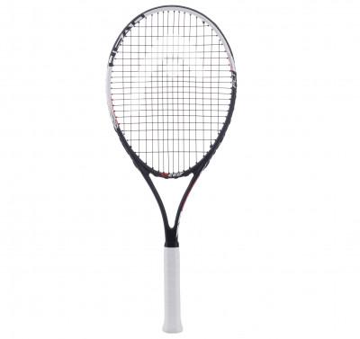 Ракетка для большого тенниса Head PCT SpeedУдлиненная ракетка для начинающих игроков, которая объединяет в себе мощность, контроль и хорошую управляемость. Прочность ракетка изготовлена из графитного композита.<br>Вес (без струны), грамм: 295; Материал ракетки: Графит композит; Толщина обода: 23 мм; Стиль игры: Защитный стиль; Размер головы: 680 кв.см; Длина: 27; Баланс: 330 мм; Материалы: Графитовый композит; Струнная формула: 16х19; Наличие струны: В комплекте; Наличие чехла: Опционально; Вид спорта: Большой теннис; Производитель: Head; Артикул производителя: 234407; Срок гарантии: 2 года; Страна производства: Китай; Размер RU: 3;