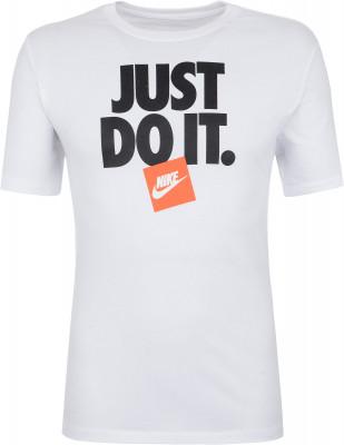Футболка мужская Nike Sportswear, размер 50-52Футболки<br>Футболка в классическом свободной стиле от nike. Натуральные материалы мягкая и воздухопроницаемая хлопковая ткань гарантирует комфорт.