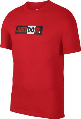 Футболка мужская Nike Sportswear JDI, размер 52-54 фото