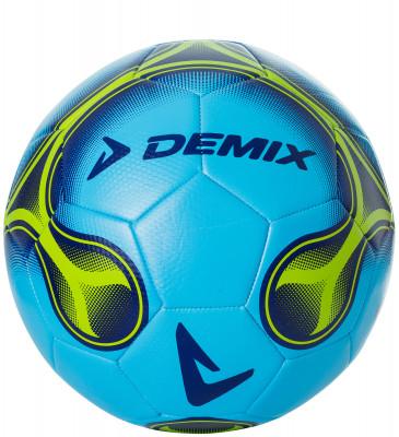Мяч футбольный DemixЛучший среди равных! Этот футбольный мяч демонстрирует лучшие показатели по сохранению давления, прочности и упругости, благодаря усиленной бутиловой камере.<br>Сезон: 2017; Возраст: Взрослые; Вид спорта: Футбол; Тип поверхности: Для игры на газоне; Назначение: Тренировочные; Материал покрышки: Синтетическая кожа; Материал камеры: Резина; Способ соединения панелей: Машинная сшивка; Количество панелей: 32; Вес, кг: 0,420-0,445; Производитель: Demix; Артикул производителя: S17EDEAT022; Срок гарантии: 6 месяцев; Страна производства: Китай; Размер RU: 5;