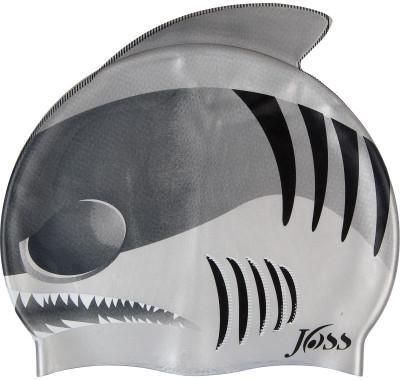 Шапочка для плавания детская JossКлассическая силиконовая шапочка для плавания с уникальным дизайном, защищает волосы от воздействия хлора.<br>Пол: Мужской; Возраст: Дети; Вид спорта: Плавание; Назначение: Универсальные; Материал верха: 100% силикон; Производитель: Joss; Артикул производителя: YJ4106950; Страна производства: Китай; Размер RU: Без размера;