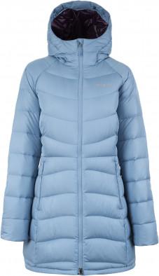 6d95279765a Куртка пуховая женская Columbia Winter Haven голубой цвет - купить ...