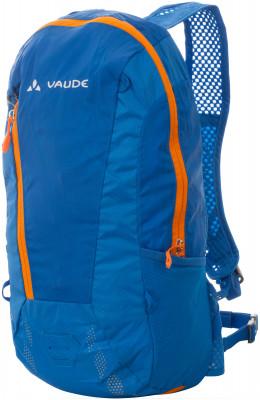Рюкзак велосипедный Vaude Trail Light 13Сверхлегкий велорюкзак для минималистов. 12 литров объема будет достаточно при рациональном использовании: ничего лишнего, но без ущерба комфорту.<br>Крепление для шлема: Есть; Объем: 12 л; Чехол от дождя: Есть; Технологии: VentTexUltralight; Материалы: Основная ткань: полиамид 70 D с двусторонней силиконизацией; контрастная ткань: полиэстер 210 D, сотовое плетение пенополиуретан с покрытием; подкладка: полиэстер 200 D, пенополиуретан с покрытием; дождевик: полиамид 190T пенополиуретан с покрытием; Вид спорта: Велоспорт; Производитель: Vaude; Артикул производителя: 11449-300; Страна производства: Китай; Размер RU: 45 х 24 х 19 см;