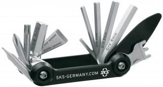 Мультиключ SKS TOM, 14 функций