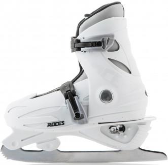 Ледовые коньки раздвижные для девочек Roces MCK II F