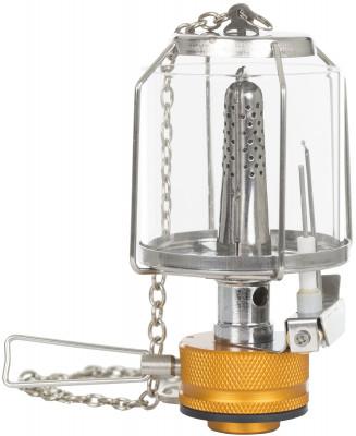 Лампа газовая Fire-MapleРегулировка пламени осуществляется точно и плавно благодаря вентилю с меткой интенсивности горения.<br>Вид топлива: Газ; Состав: Алюминий, нержавеющая сталь; Размеры (дл х шир х выс), см: 5 х 5 х 10; Вес, кг: 0,2; Вид спорта: Кемпинг, Походы; Производитель: Fire-Maple; Артикул производителя: FML-601; Страна производства: Китай; Размер RU: Без размера;