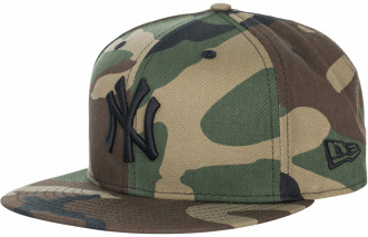Бейсболка New Era Camo 9Fifty