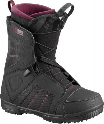 Сноубордические ботинки женские Salomon Scarlet, размер 37