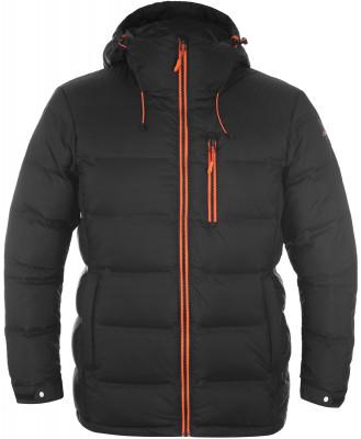 Куртка пуховая мужская IcePeak BarakПуховая куртка icepeak barak, разработанная специально для походов и активного отдыха.<br>Пол: Мужской; Возраст: Взрослые; Вид спорта: Походы; Вес утеплителя на м2: 190 г/м2; Наличие чехла: Нет; Длина по спинке: 76 см; Температурный режим: До -25; Покрой: Прямой; Дополнительная вентиляция: Нет; Проклеенные швы: Нет; Длина куртки: Средняя; Капюшон: Не отстегивается; Мех: Отсутствует; Количество карманов: 3; Водонепроницаемые молнии: Нет; Технологии: Water Repellent; Производитель: IcePeak; Артикул производителя: 56195660IV; Страна производства: Китай; Материал верха: 100 % полиамид; Материал подкладки: 100 % полиэстер/100% полиамид; Материал утеплителя: 90 % пух, 10 % перо; Размер RU: 50;