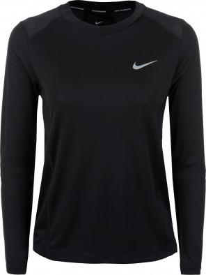 Футболка с длинным рукавом женская Nike Dry Miler