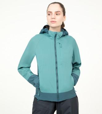 Куртка утепленная женская Mountain Hardwear Kor Cirrus™ Hybrid